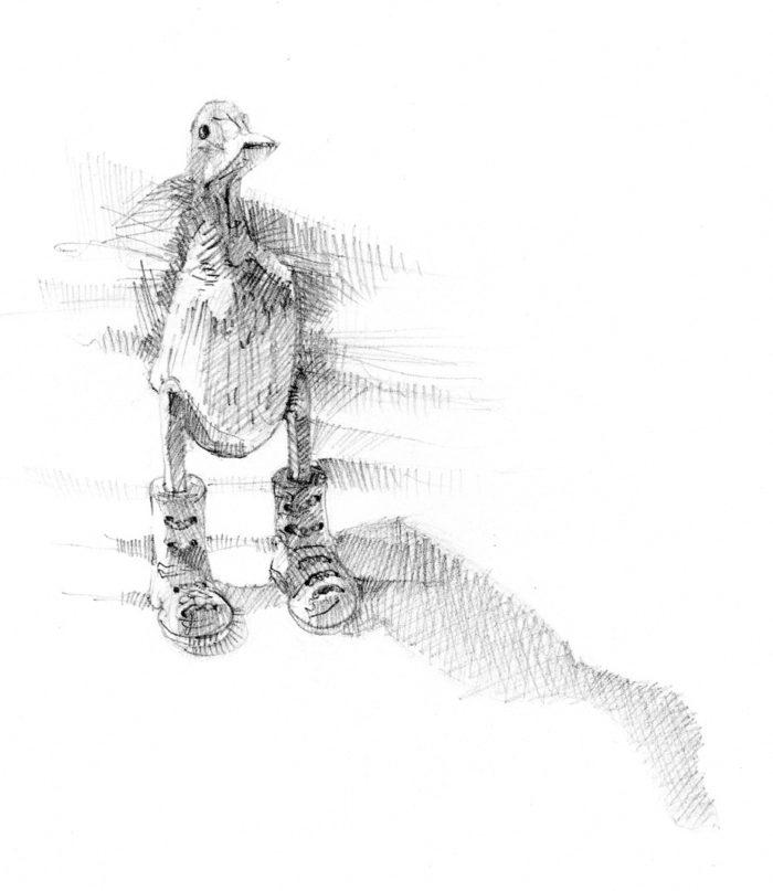 Pencil_duck1
